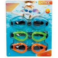 Intex - Swimming Googles Tri-pack (age 8+) (55612)