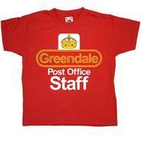 Inspired By Postman Pat T Shirt - Greendale