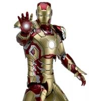 Iron Man Mark 42 (Iron Man 3) 1:4 Scale Neca Figure