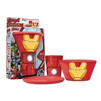 Iron Man (Avengers) Stacking Meal Set