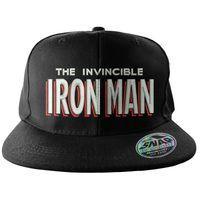 Iron Man Snapback