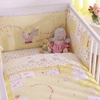 Izziwotnot Humphrey\'S Corner Lottie Fairy Princess Bumper Lemon