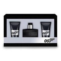 James Bond 007 Signature EDT 50ml Spray & 2 x 50ml Refreshing Shower Gel Gift Pack