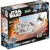 Jakku Combat Set (Star Wars Force Awakens) Level 1 Revell Build And Play Model Kit