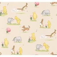 Jane Churchill Wallpapers Winnie and Friends, J127W-04