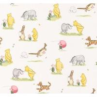 Jane Churchill Wallpapers Winnie and Friends, J127W-01