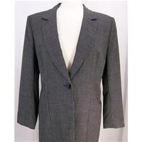 Jaques Vert - Size 14 - Black Mix - Smart jacket