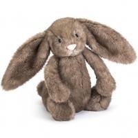Jellycat Medium Bashful Bunny 31cm, Pecan, 31cm
