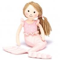 Jellycat Shellbelle Mermaid Toy 19cm, Shellbelle Millie, Mermaid