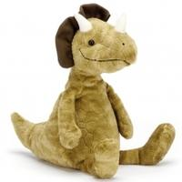Jellycat Trevor Triceratops Toy 32cm