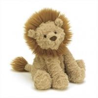 Jellycat Fuddlewuddle Animals 23cm, Lion, 23cm