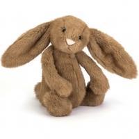 Jellycat Medium Bashful Bunny 31cm, Maple, 31cm