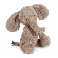 Jellycat Mumbles Soft Toy Animals, Elephant, One Size