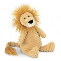 Jellycat Cordy Roy Animal Soft Toy 41cm, Lion, 41cm