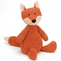 Jellycat Cordy Roy Animal Soft Toy 41cm, Fox, 41cm