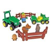John Deere Farming Fun Playset