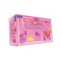 John Adams Fuzzy-Felt Glitter Princess Deluxe Set