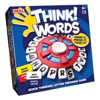 John Adams Think Words