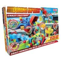 John Adams Ideal Domino Express Crazy Factory