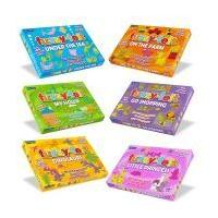 John Adams Fuzzy Felt Series 1 Assortment