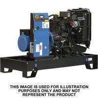 John Deere John Deere JD40AMFO 40kVA Water Cooled Generator (Open)