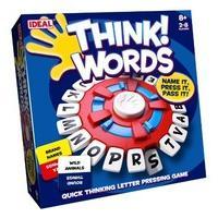 John Adams Think Words Game