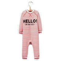 Joules Baby Ernie Sweater Babygrow Red Stripe
