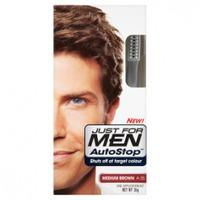 Just For Men AutoStop Foolproof Haircolour Medium Brown A-35 35g