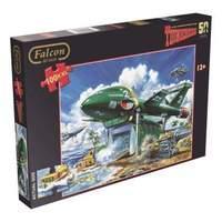 Jumbo Falcon Thunderbirds 50th Anniversary Puzzle ( 100-Piece)