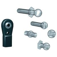 Kavan Maxi ball Link with Ball Joint M3