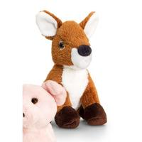 Keel Toys British Wildlife Mini Animals - 12cm Pony
