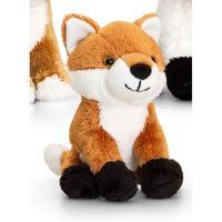 Keel Toys British Wildlife Mini Animals - 12cm Fox