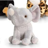 Keel Toys Wild Mini Animals - 12cm Elephant
