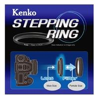 Kenko Step-Down Adapter Ring 55mm - 52mm Filter Size