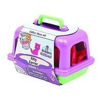"Kitty in my Pocket 14644 ""Carrier"" Figure-(Green/Purple)"