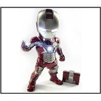Kids Logic Egg Attack Iron Man Mark V armor Suit from Iron Man 2 \