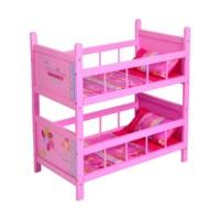 Knorrtoys Doll\'s Bunk Bed My Little Princess Pink