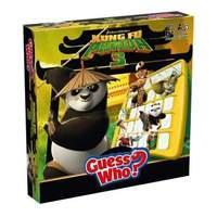 Kung Fu Panda Guess Who Game