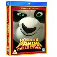 Kung Fu Panda 1 and 2 [Blu-ray] [2011] [Region Free]
