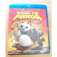 Kung Fu Panda PG Blu-Ray