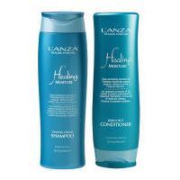 L\'Anza Healing Moisture Duo (Worth £49.90)
