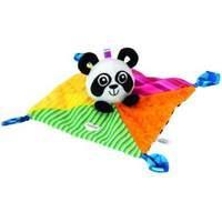 Lamaze High Contrast Panda Blankie Baby Toy