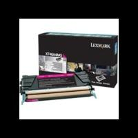 Lexmark X746A1MG Original Magenta Toner Cartridge