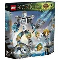 Lego Bionicle - Kopaka And Melum - Unity Set
