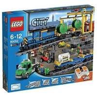 Lego City : Cargo Train (60052)