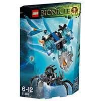 Lego Bionicle : Akida Creature Of Water Buildable Figure (71302)