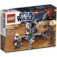 Lego Star Wars : Elite Clone Trooper & Commando Droid Battle Pack ( 9488 )