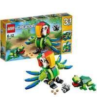 Lego Creator - Rainforest Animals (lego 31031)