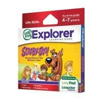 LeapFrog Explorer Scooby Doo Game (for LeapPad and Leapster)