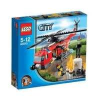 Lego City : Fire Helicopter (60010)